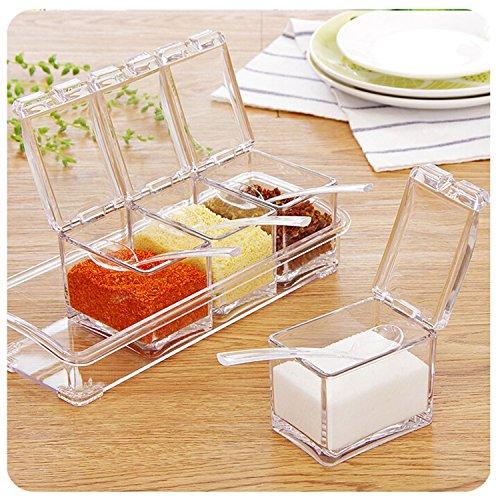 Seasoning Container Condiment Utensils Supplies product image