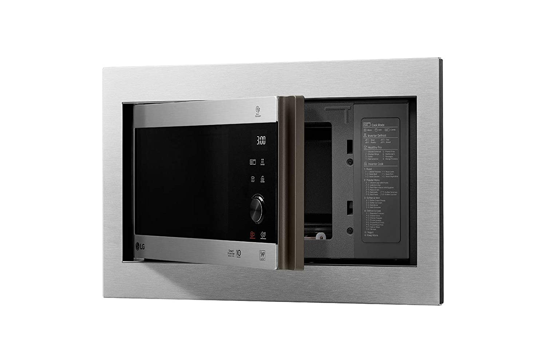LG MH6565CPSK - Microondas grill con tecnología Smart Inverter ...