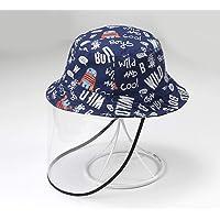 BWJL Careta Sombrero Anti-Saliva, UV Sombrero para el