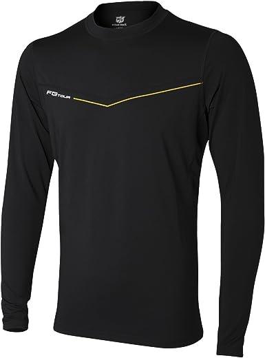 Wilson FG Tour First Layer Camiseta de manga larga Hombre, Primera ...