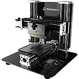 Panowin F1 3-Axis Self-Assembled 3D Printer Kit, 1.75 mm, Pla, Black