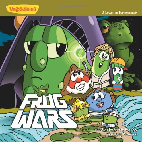 Frog Wars: A Lesson in Perseverance (Big Idea Books / VeggieTown Values)
