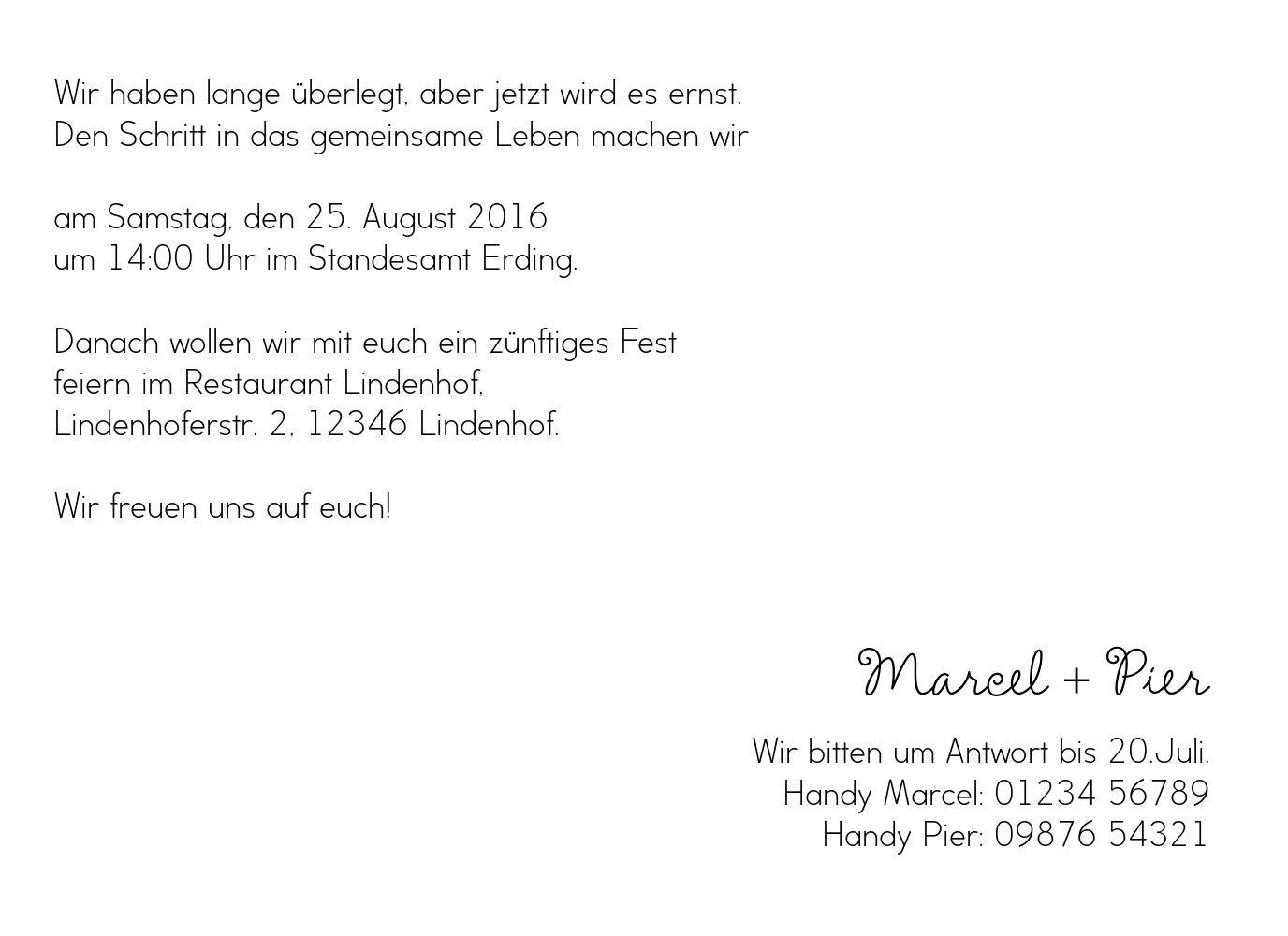 Hochzeit Einladung Fliegen, 20 20 20 Karten, RosaRosa B07B6QVF1N   Moderner Modus    Moderate Kosten    Auktion  d26bc2