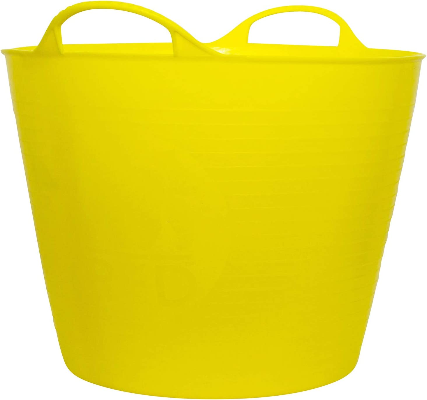 Red Gorilla Flexible Medium Tub, Yellow