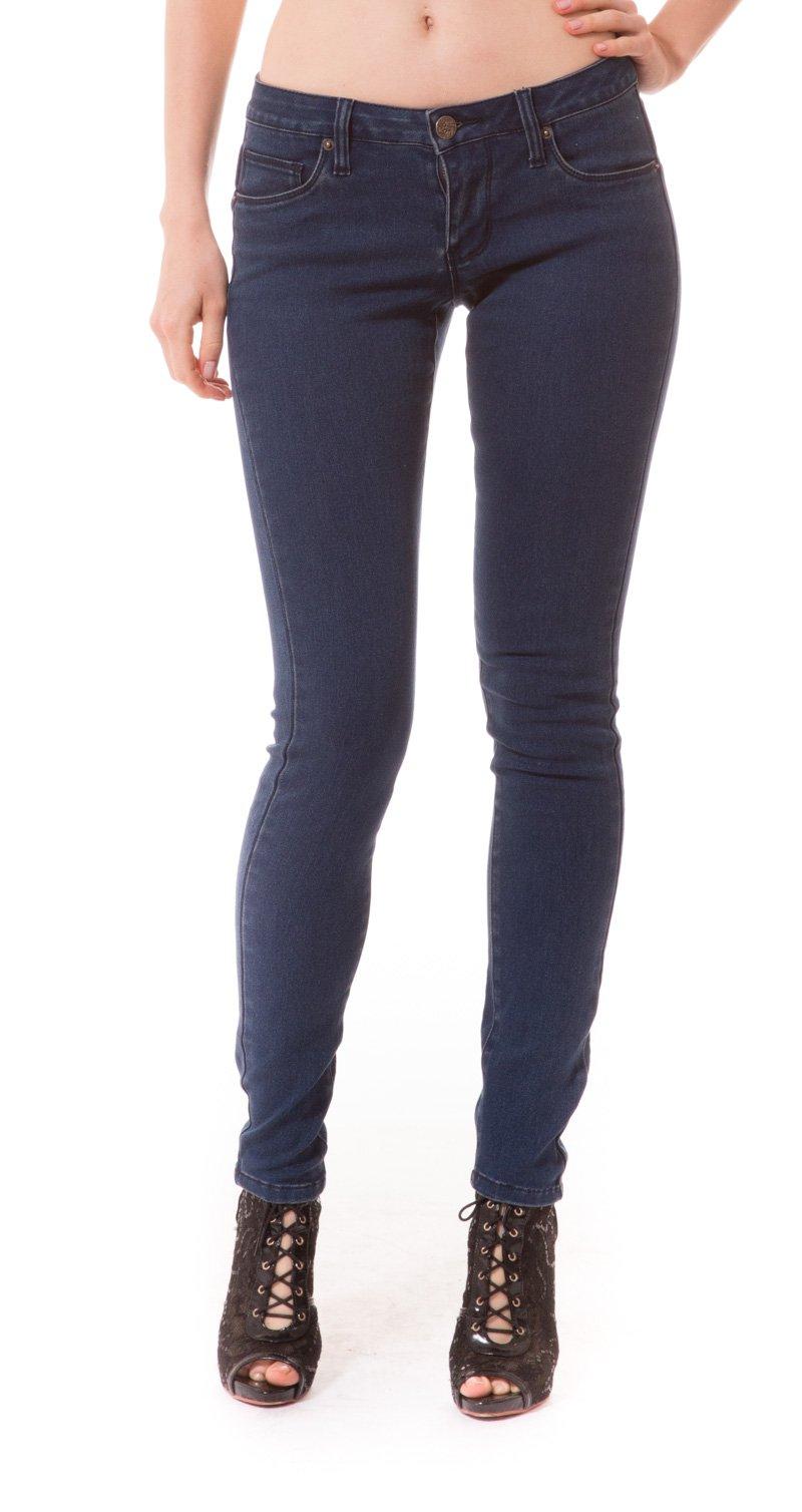 Women's Super Comfy Stretch Denim Skinny Jeans XPS37369SK Medium Was 10