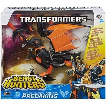 Transformers Prime Beast Hunters Predacons Rising Exclusive Action Figure Beast Fire Predaking