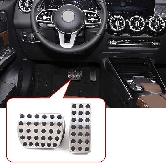 Jiers Für Mercedes Benz B Glb Klasse W247 X247 2020 A Klasse W177 2019 2020 Gas Kraftstoff Bremspedal Auto Zubehör Sport Freizeit