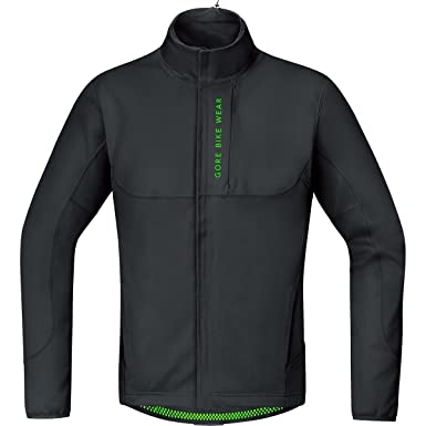 Gore Bike Wear Power Trail Windstopper Soft Shell Thermo - Chaqueta para Hombre