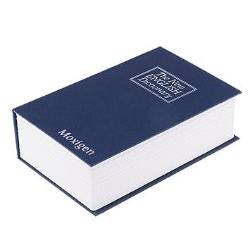 Geheimversteck Geheimbox  Buchatrappe Buchsafe Versteck Buchtresor Mini Buch