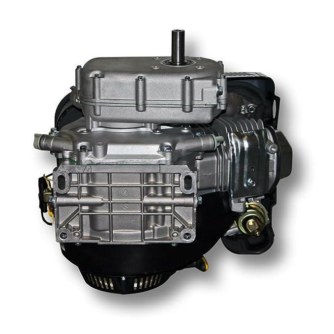 LIFAN 177 Motor de gasolina 6, 6kW (9PS) con embrague en baño de aceite Kartmotor: Amazon.es: Jardín