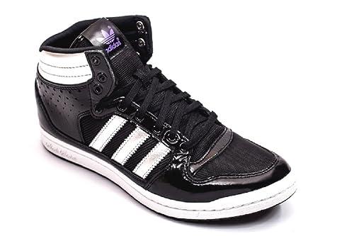 adidas Decade Hi Sleek W, Damen Sneaker High Tops, Braun