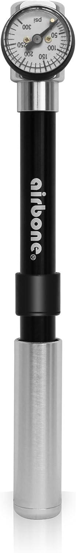 Max 300 psi airbone Ultra-High Pressure Floor Pump 20 bar