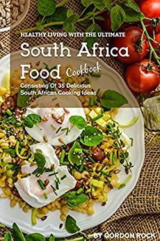 Healthy Living Ultimate Africa Cookbook ebook
