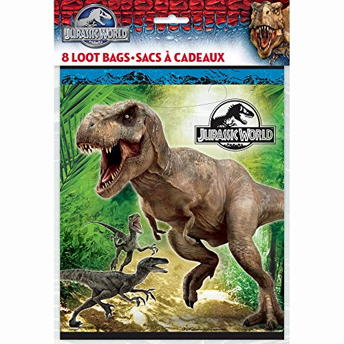 Jurassic World Goodie Bags, (Community Halloween Costume Ideas)