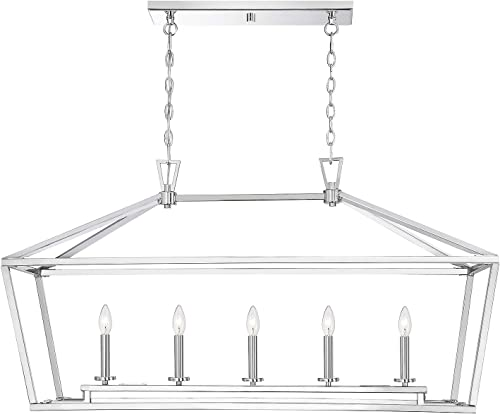 Savoy House 1-324-5-109 Townsend 5-Light Linear Chandelier