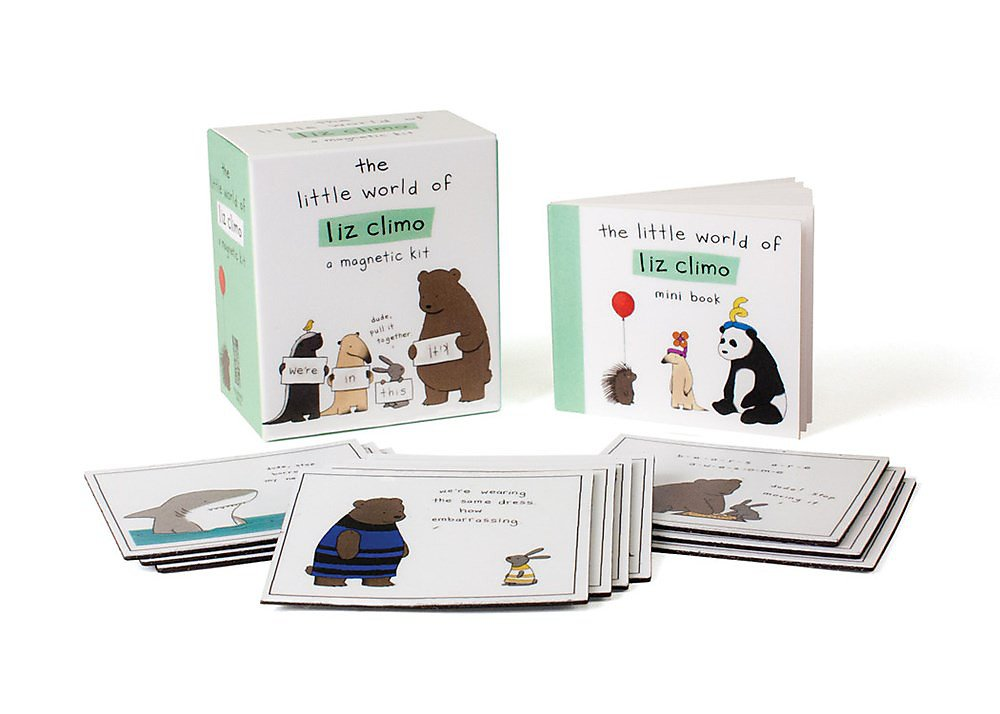 The Little World Of Liz Climo  A Magnetic Kit  RP Minis
