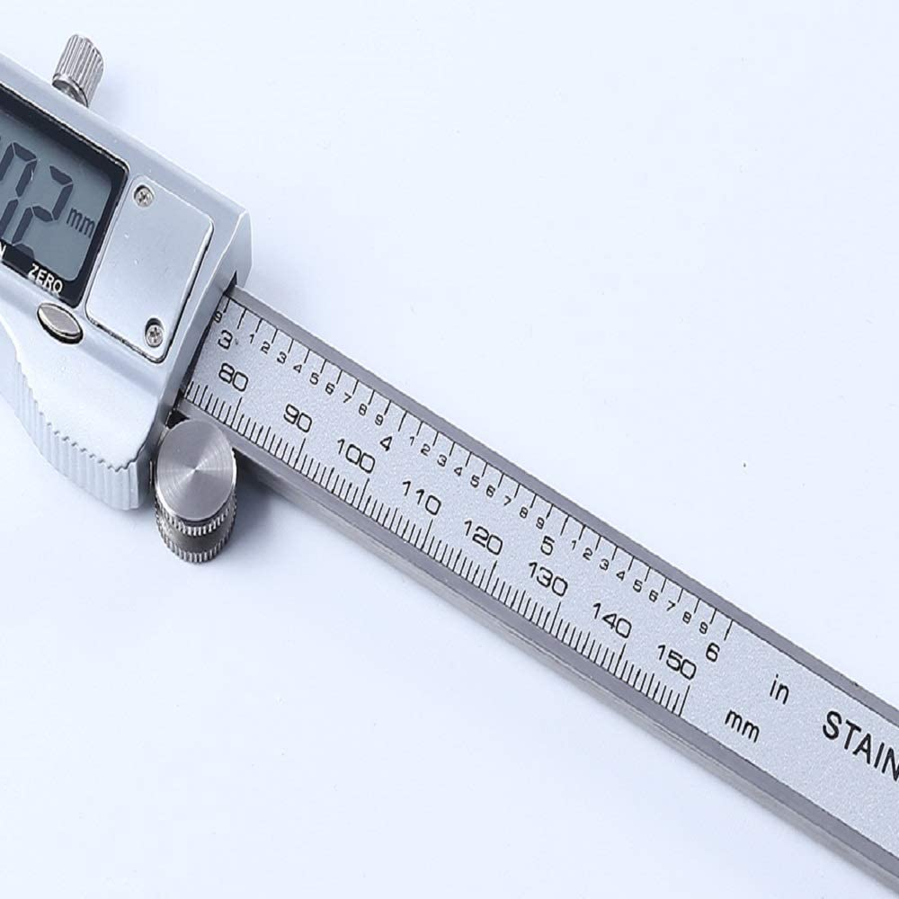 Metal casing 12-Inch 300mm Stainless Steel Electronic Digital Vernier Caliper Micrometer Measuring