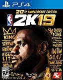 NBA 2K19 20th Anniversary Edition - Pre-load - PS4 [Digital Code]