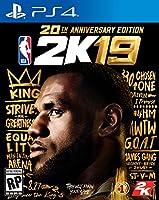 NBA 2K19 20th Anniversary Edition - PS4 [Digital Code]