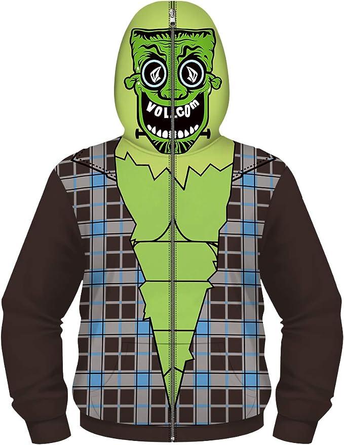 COUSIN CANAL Felpe Uomo Felpa con Cappuccio Donna 3D Hoodies con Tasche Sweatshirts