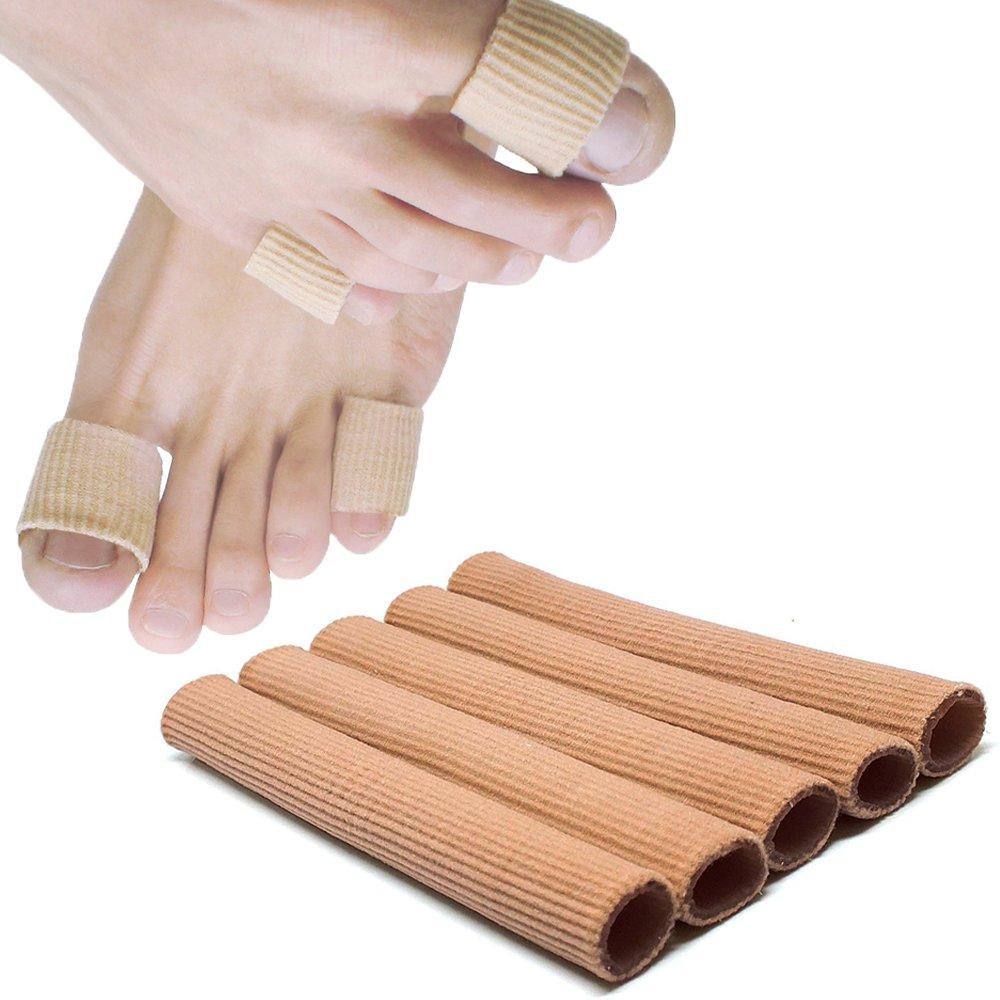 Tapas de dedos de gel, 12 unidades para quitar callos, callos y juanetes. sumifun