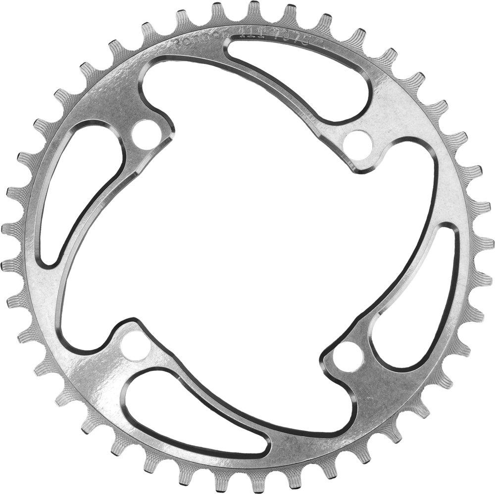 Rennen 4-bolt Chainring 7075 ch-r : 44t-p B00T6JGHIK