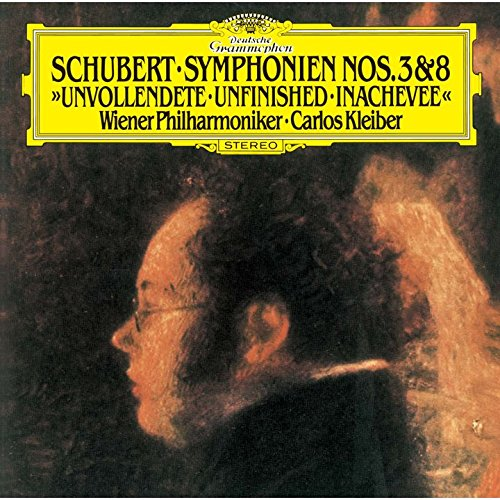 SACD : KLEIBER,CARLOS - Schubert: Symphonies 3 & 8 Unfinished (Limited Edition, Direct Stream Digital, Super-High Material CD, Japan - Import, Single Layer SACD)