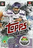 2014 Topps NFL Football Hanger CASE with