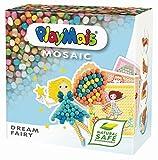 Playmais - 160257 - Loisirs Créatifs - Mosaic Dream Fairy