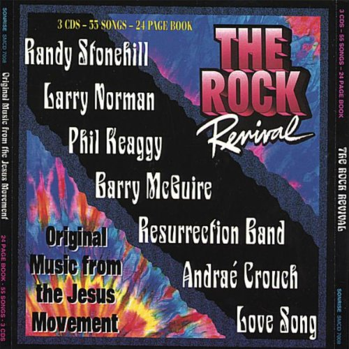The Rock Revival -- Music Of T...