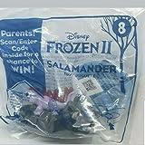 McDonald's 2019 Frozen ll Salamander #8 Happy Meal Toy