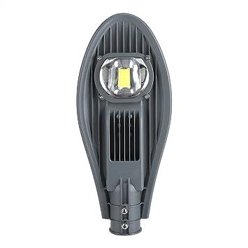 Asixx Farola LED, Lámpara Calle, Luz Calle, El Nivel de Protección IP 65