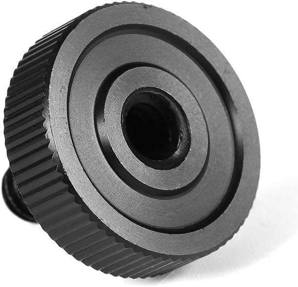 Madezz Camera Screw Adapter 1//4 Male to 1//4 Female Screw Adapter for Camera Tripod Bracket Stand Black