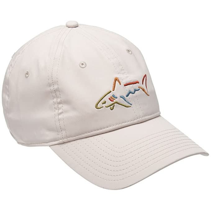 Amazon.com  Greg Norman Performance Hat Tan One Size Fits Most  Sports    Outdoors bfa2dc79e20