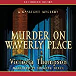 Murder on Waverly Place: A Gaslight Mystery | Victoria Thompson