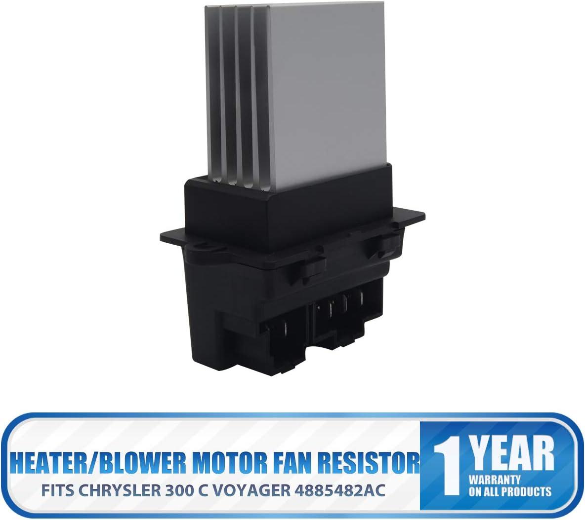 BMW X5 X3 M5 2000-2005 Heater//Blower Motor Fan Resistor 64116923204