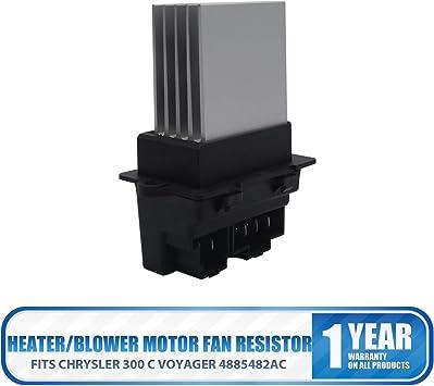 HVAC Blower Motor for 2007-2009 Volkswagen Jetta City