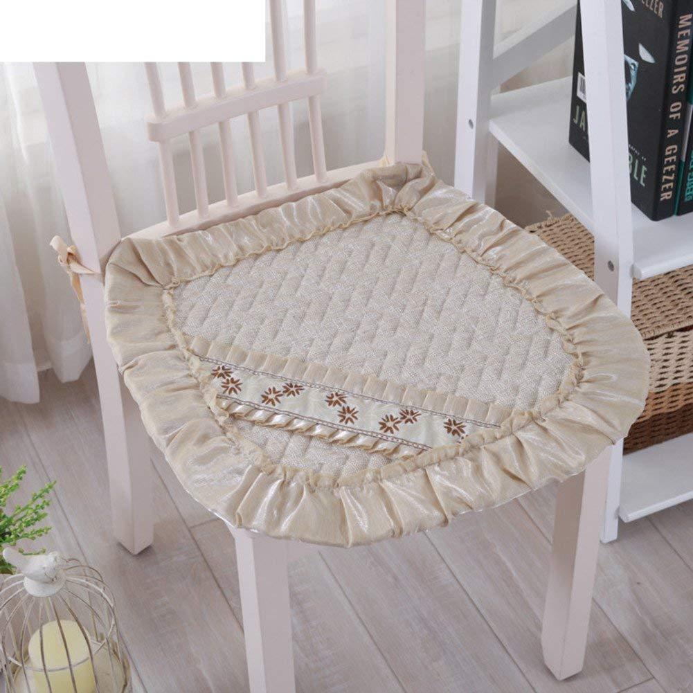 X 45x45cm(18x18inch) Seat Cushion Chair Cushion, Student Stool Cushion, Thicker Office Chair Cushion, Sofa Chair Cushion-P 45x45cm(18x18inch) Chair Pad (color   K, Size   45x45cm(18x18inch))