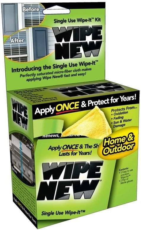 Wipe New Home & Outdoor (Pack of 5)