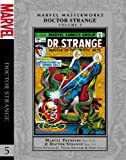img - for Marvel Masterworks: Doctor Strange - Volume 5 (Marvel Masterworks (Unnumbered)) book / textbook / text book