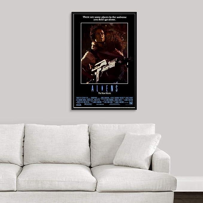 Amazon.com: Floating Frame Premium Canvas with Black Frame ...