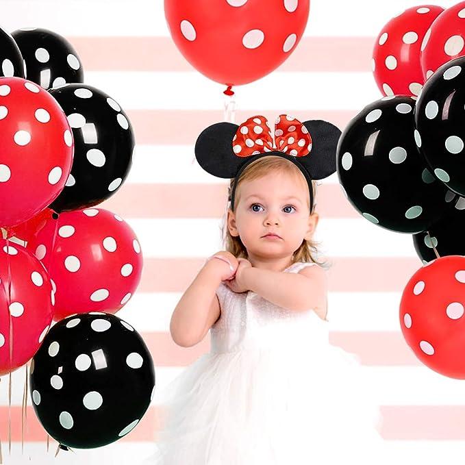 Folienballon globo minnie mouse cabeza editarlm
