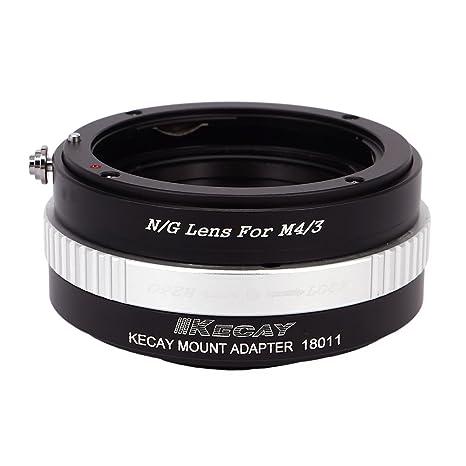 Review KECAY Lens Adapter Nikon