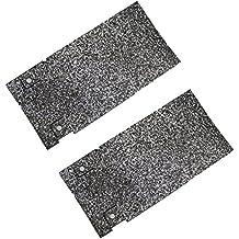 Bosch 1274DVS Belt Sander (2 Pack) Replacement Sliding Plate # 2601098037-2pk