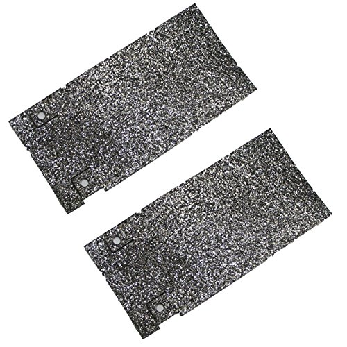 Bosch 1274DVS Belt Sander (2 Pack) Replacement Sliding Plate # 2601098037-2pk Robert Bosch Tool Corp