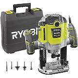 Ryobi RRT1600-K 10000-26000RPM 1600W Black,Yellow power router - power routers (7.6 kg)