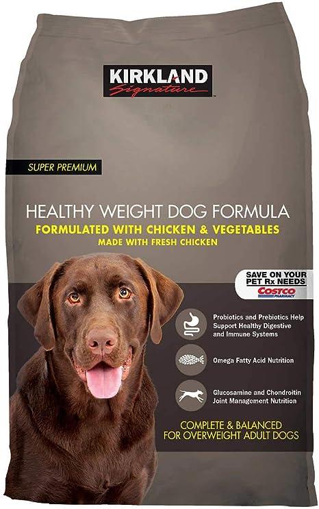 Amazon Com Kirkland Signature Healthy Weight Formula Chicken