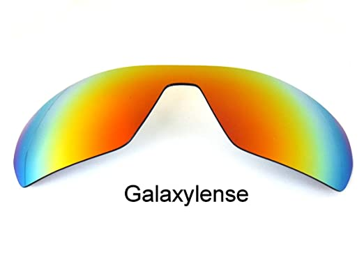 7d09296c0e Galaxy Replacement Lenses For Oakley Offshoot Polarized Fire Red - clear
