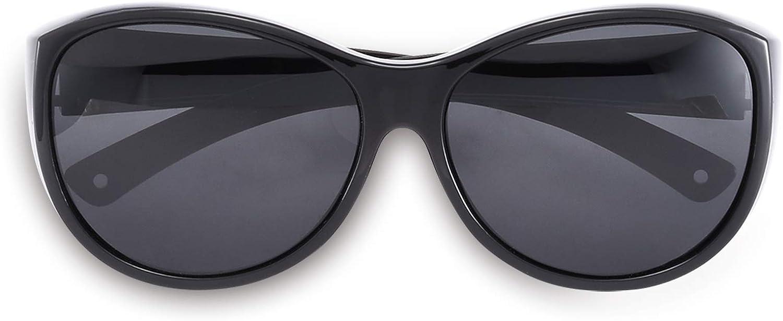HIS Überziehbrille 79102 4 Sonnenbrille Eyewear Polaroidgläser Sunglass Toppers