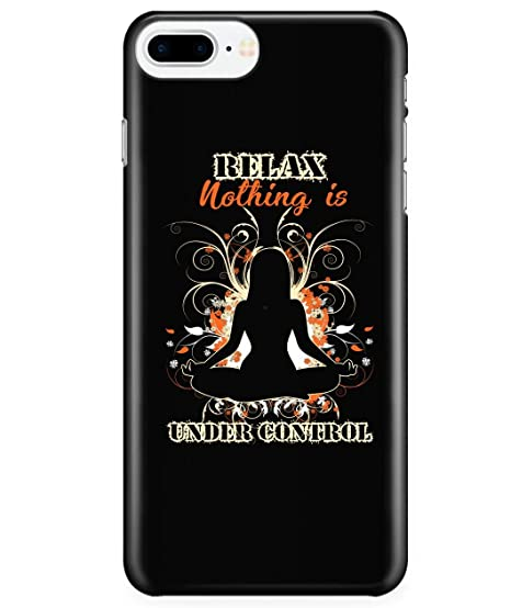 Amazon.com: iPhone 7 Plus/7s Plus/8 Plus Case, I Love Yoga ...